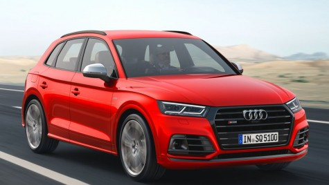 Noul Audi SQ5 are un motor turbo V6 de 3 litri și 354 CP