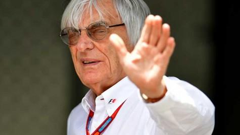 Bernie Ecclestone va deveni tată pentru a patra oară la 89 ani