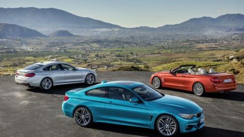 OFICIAL: Toate detaliile despre BMW Seria 4 facelift