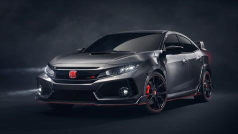 Honda Civic Type-R Concept a debutat la Tokyo. Când vine în Europa