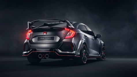 Noua Honda Civic Type-R de serie va fi lansată la Geneva
