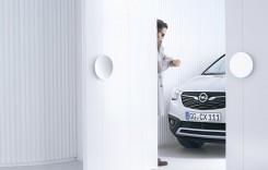 Opel Crossland X: Noul crossover debutează peste două zile