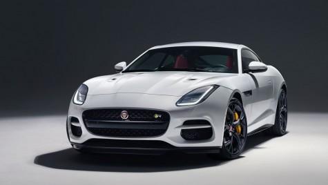 Jaguar F-Type: Facelift minor și versiune nouă cu 400 CP