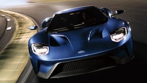 Noul supercar Ford GT are 656 CP și atinge 348 km/h