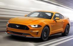 Ford Mustang facelift: Look nou, transmisie automată cu 10 trepte