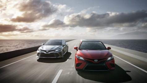 Toyota Camry – model nou la Detroit