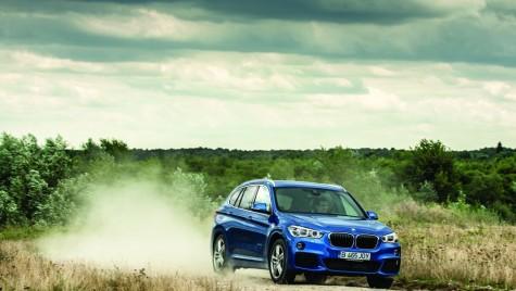 Test drive BMW X1xDrive20i: Reinventat