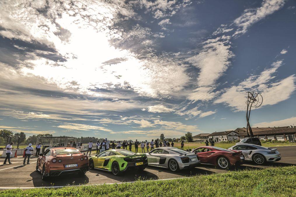 Mașini supersport