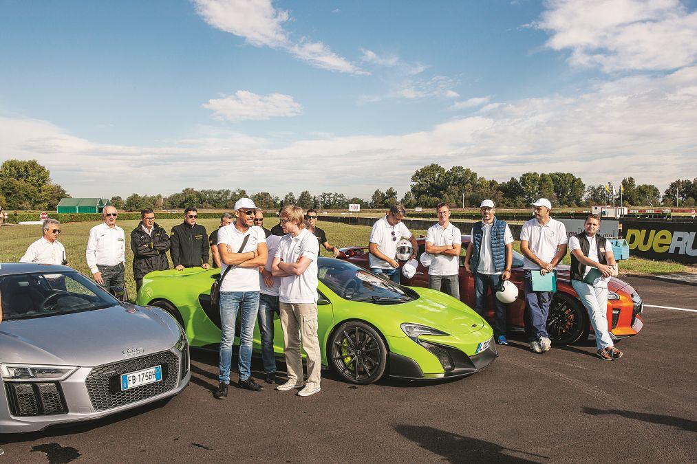 Verdict mașini supersport