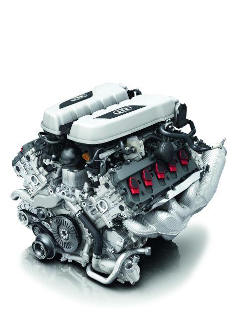 Motor Audi R8 Plus