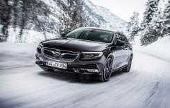 Noul Opel Insignia primește un sistem 4×4 modern