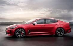 """Kia Stinger este Mașina Anului în Marea Britanie, la categoria """"Best Performance Car"""""""