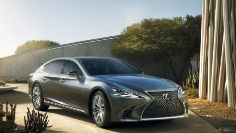 Noul Lexus LS: Noua navă-amiral a industriei auto nipone