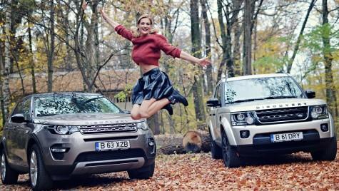"""Roxana Ciuhulescu: """"Toate mașinile mele au avut suflet și pe toate le-am respectat, îngrijit și iubit."""""""