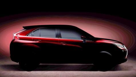 Nou SUV compact Mitsubishi, frate mai mare pentru ASX