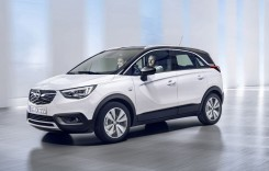 OFICIAL: Noul crossover Opel Crossland X înlocuiește Meriva
