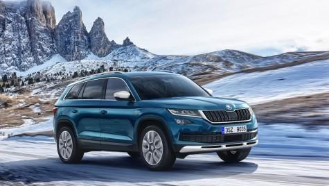 Preturi Skoda Kodiaq in Romania: Cat costa noul SUV cu 7 locuri