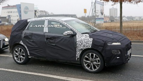 Cum arată noul SUV Hyundai de clasă mică