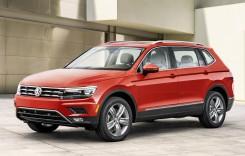 OFICIAL: VW Tiguan Allspace cu 7 locuri și portbagaj imens