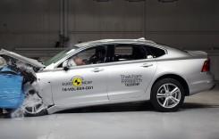 EuroNCAP: 5 stele pentru Volvo S90 și doar 2 pentru Ford Mustang