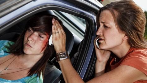 Iată ce trebuie să faceți dacă sunteți martora unui accident rutier