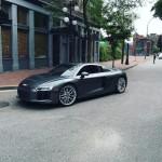 Audi R8 2 Cincizeci de umbre întunecate