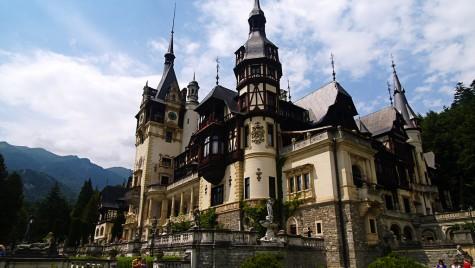 Castelul Peleș, un obiectiv unicat