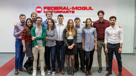 Federal-Mogul Motorparts angajează!