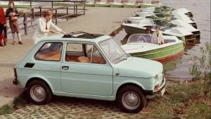 Fiat 126 cele mai mici mașini