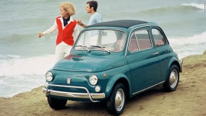 Fiat 500 cele mai mici mașini
