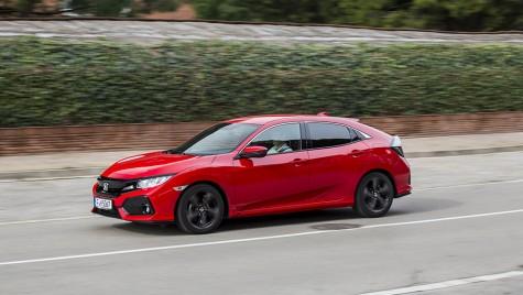 Test drive Honda Civic, rățușca cea… rapidă