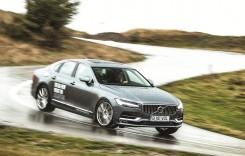Test Volvo S90 D5 AWD: Renașterea