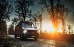 Mercedes-Benz Sprinter – un transportor sprinten