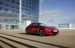 Mazda MX-5 RF vine în România cu prețuri pornind de la 25.890 de euro