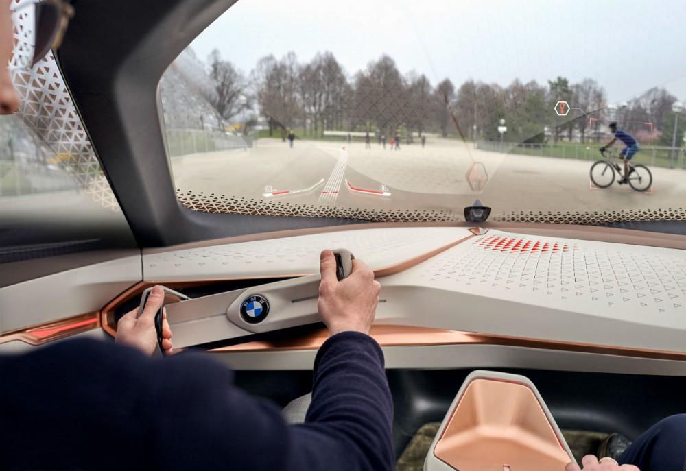 Rulare autonomă BMW 1