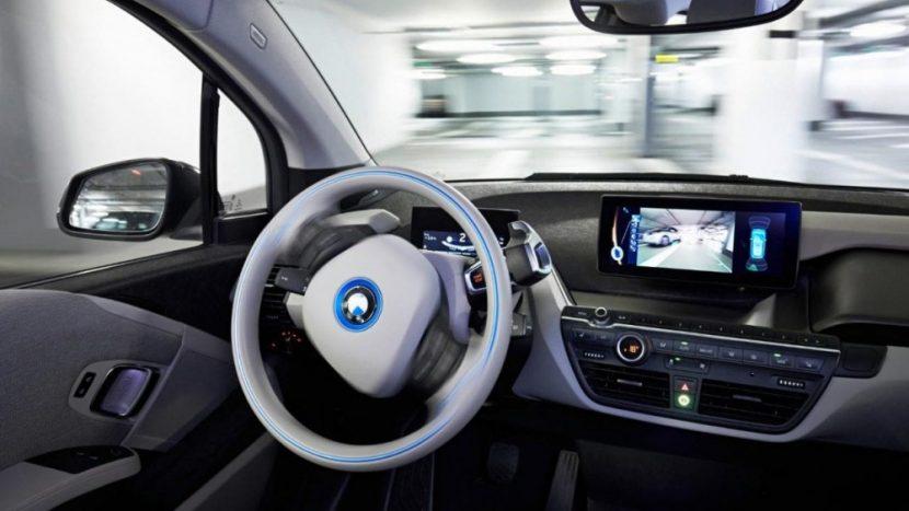 Rulare autonomă BMW