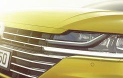 VW Arteon – primele imagini oficiale