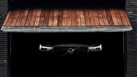 TEASER: Prima imagine cu noul Volvo XC60