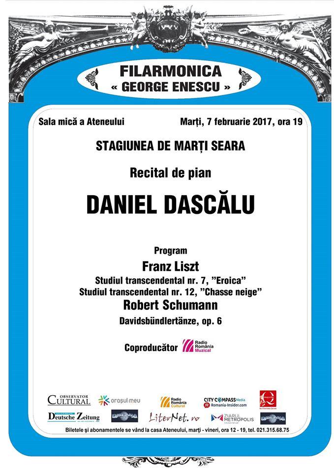 afis Daniel Dascalu