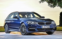 Oficial: Noul BMW Seria 5 Touring sosește la Geneva