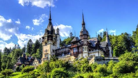 Secretele unuia dintre cele mai frumoase castele de pe Bătrânul Continent