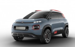 Citroen C-Aircross Concept: Un nou SUV de clasă mică