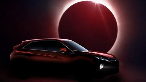 Noul SUV compact Mitsubishi se va numi Eclipse Cross