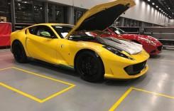 Cum arată în realitate noul Ferrari 812 Superfast