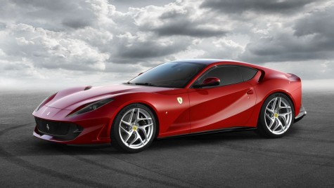 Ferrari 812 Superfast: Cel mai rapid și puternic Ferrari V12 aspirat