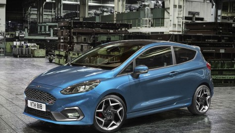 Noul Ford Fiesta ST: Motor 1.5 turbo cu 3 cilindri și 200 CP