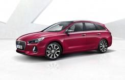 Primele imagini oficiale cu noul Hyundai i30 Wagon