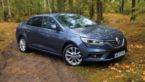 Test drive Renault Megane Sedan – Familistul convins