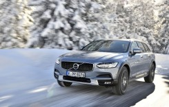 Test drive Volvo V90 Cross Country: După 20 de ani