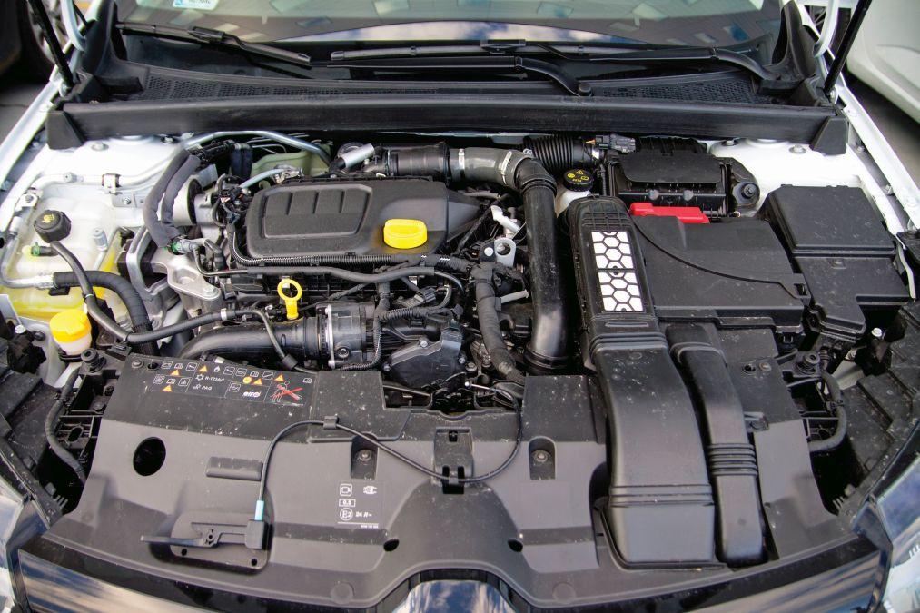 Test Renault Megane Sedan